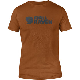 Fjällräven Logo T-Shirt Men autumn leaf